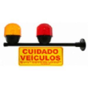 Sinalizador Garagem ENGESIG EG30 Chapa 220V