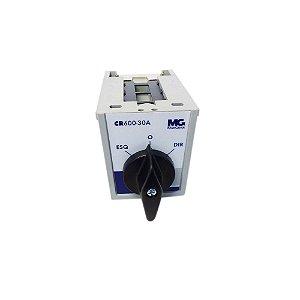 Chave MARGIRIUS CR602 Reversora 30A Preta PA011798