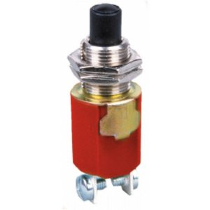 Chave MARGIRIUS NF/P1 Pushbutton Vermelha PA000206