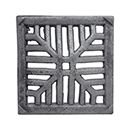 Grelha Ferro Fundido p/ Ralo 15 X 15cm