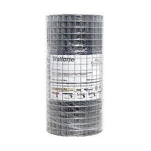 Tela Reforço Fachada Walsywa 50cm x 25mt Rolo