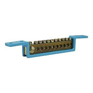 Barramento STECK Neutro 11 Terminais SBN11