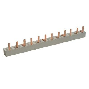Barramento STECK Trifásico 80A 220/440V 3X4P Din