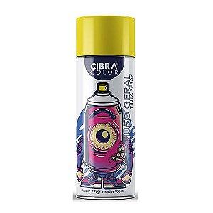 Tinta Spray CIBRACOLOR Amarelo 400ML