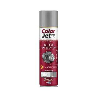 Tinta Spray Alta Temp. Preto 350ML RENNER