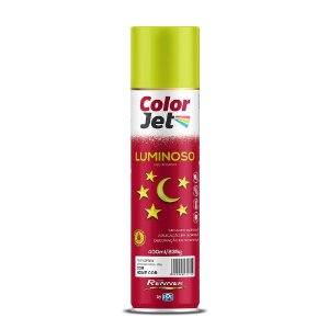 Tinta Spray Luminescente Amarelo 350ML RENNER