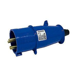 Plug Steck 2P+T 32A 200/250V 6H AZ 3276