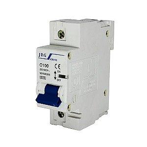 Disjuntor DIN Unip 100A DZ47-100 C JNG