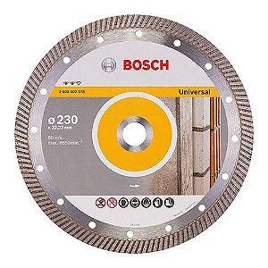 Disco Diamantado BOSCH Turbo 675