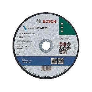 Disco Corte p/ Inox BOSCH 7 x 7/8 x 1.6