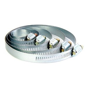 Abraçadeira Rosca s/ Fim 09mm 2.1/2 X 3 BELLOSA 25pçs
