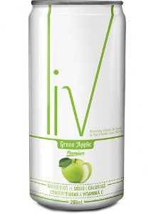 Suco Green Apple - 36 uni. lata