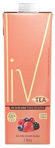 Liv Tea Frutas Vermelhas - 48 uni. litro