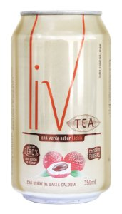 Liv Tea Lichia - 24 uni. latas