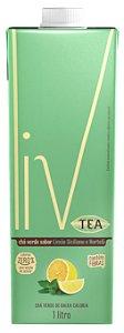Liv Tea Limão Siciliano e Hortelã - 36 uni. litro
