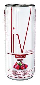 Suco Cranberry - 60 uni. latas