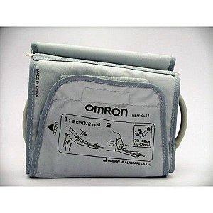 Braçadeira Tamanho Padrão HEM-CR24 OMRON - Compatível com HEM 7113 e HEM 7200