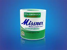 Fita Micropore 5cm x 10m - Missner