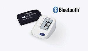 Monitor de Pressão Arterial de Braço com Bluetooth HEM-9200T - Conectividade com a plataforma Online da TeleMRPA