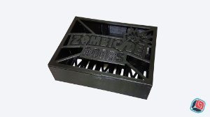 Caixa de portas personalizada Zombicide