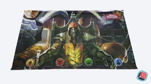 Playmat Hero Realms