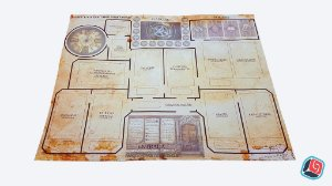 Playmat Elder Sign