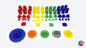 Kit de Miniaturas Tzolk'in + Templos