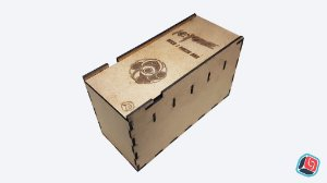 Deck e Token Box Keyforge