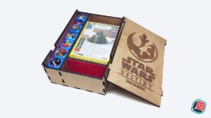 Deck e Token Box Star Wars Destiny