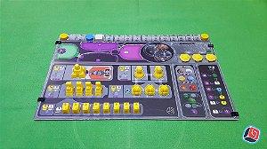 Overlay Projeto Gaia - 4 unidades