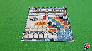 Overlay Azul - 4 unidades