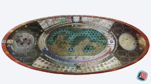Playmat Terraforming Mars GIGA Expansion