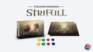 Strained Kingdoms: Strifull - Combo