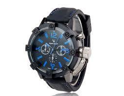 769f0949ec3 Relógio Masculino V0045 esporte com caixa do metal