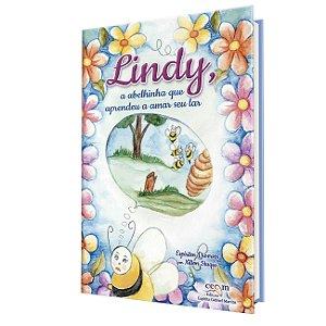 Lindy, a abelinha que aprendeu a amar o seu lar
