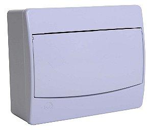 Caixa de distribuição externa 6 a 9 disjuntores