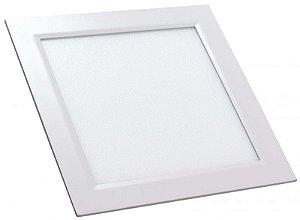 Painel Led Embutir 6500K Luz Fria