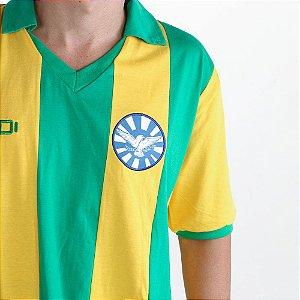 Camisa Portela Retrô Brasil Listras