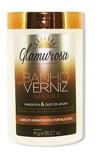 Glamurosa Banho de Verniz Mandioca 1 Kg