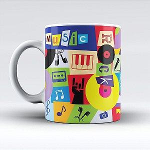 Caneca - Música