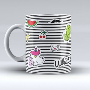 Caneca - Patches