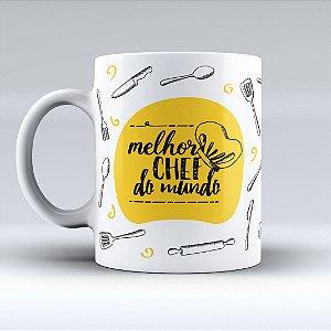 Caneca - Melhor Chef do Mundo