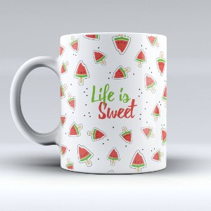 Caneca - Life is Sweet