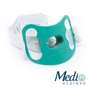Bocal Para Endoscopia Infantil com Elástico - M3 - 5 UN