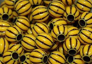 Miçanga Pesca - Carambola Amarela