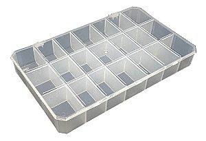 Caixa Organizadora 21 Divisórias - Plástica