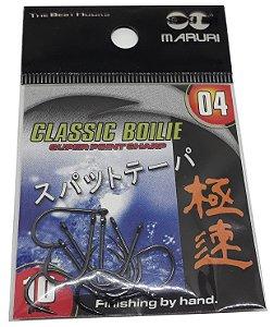 Anzol Maruri Classic Boile 04 (10un)