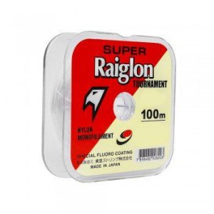 Linha Monofilamento Super Raiglon Tournament 100m