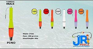 Boia Torpedo Hulk (Pino) - 100G