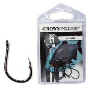 ANZOL CROWN ISEAMA BLACK